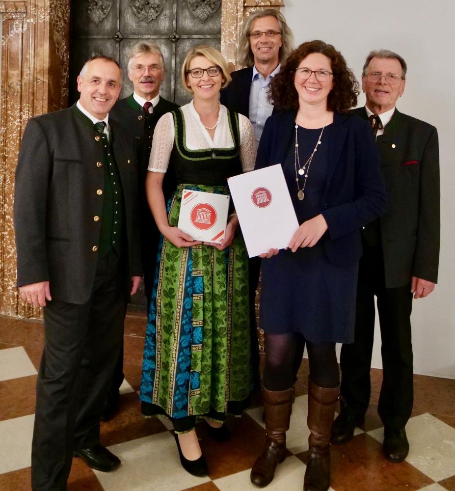 Österreichische Museumsgütesiegel Verleihung