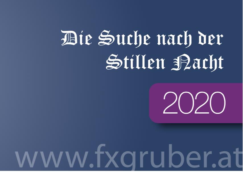 Gruberspiele 2020